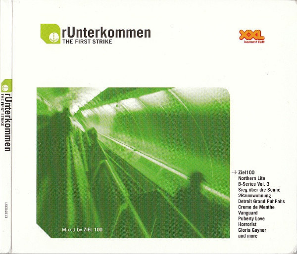 Ziel 100 - rUnterkommen - The First Strike - (SOLD OUT) 00009