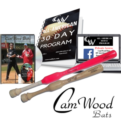 Adult Softball All-American Package - Limited Time Offer!