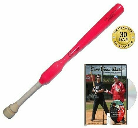 Softball Hands & Speed Trainer + Hitting Video