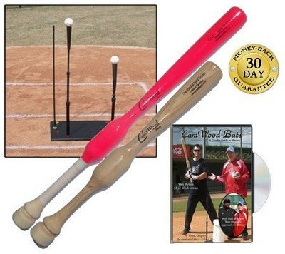 Softball Hands & Speed Trainer, One Hander, Hitting Video and Pro Drill Tee