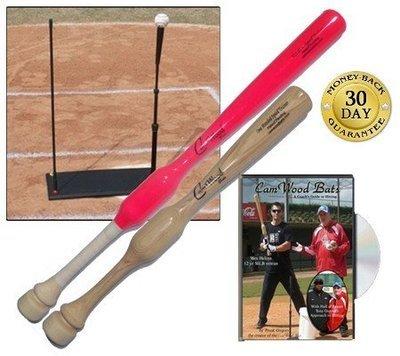 Softball Hands & Speed Trainer, One Hander, Hitting Video, and Insider Tee