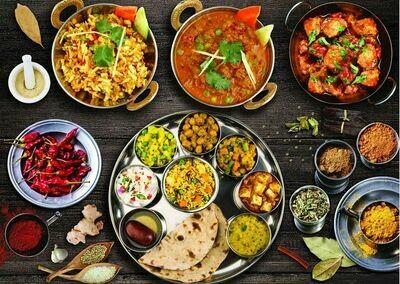продуктовый набор ''Индийский''