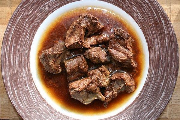 Мясо лося в собственном соку 200 гр