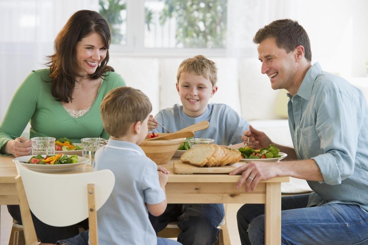 Продуктовый набор ''Семейный ужин''