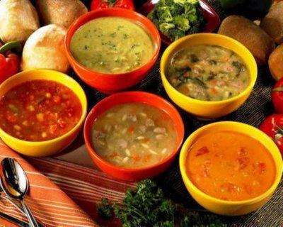 Продуктовый набор ''Суп на каждый день''