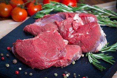 Мясо дикого кабана в собственном соку