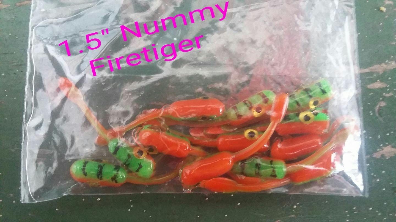 "1.5"" Nummy Firetiger per 12 pack"