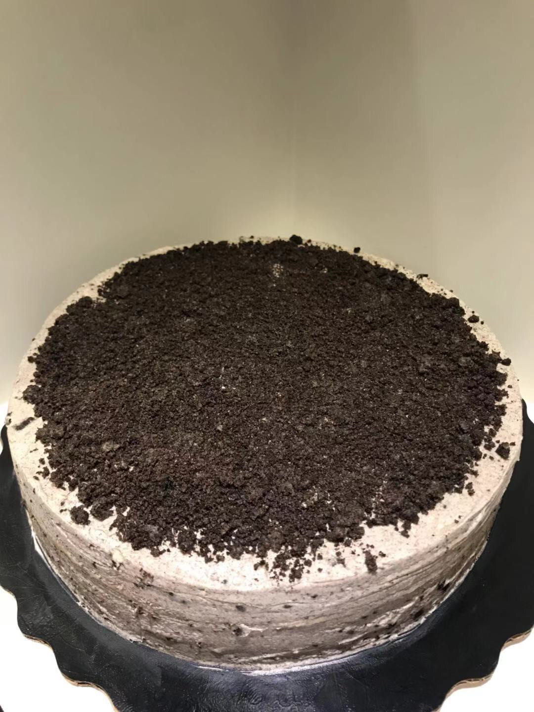 Oreo Crepe Cake 6 inch (also available in 8 and 10 inch)