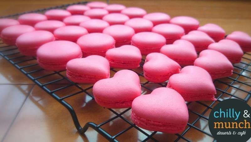 6 Macaron