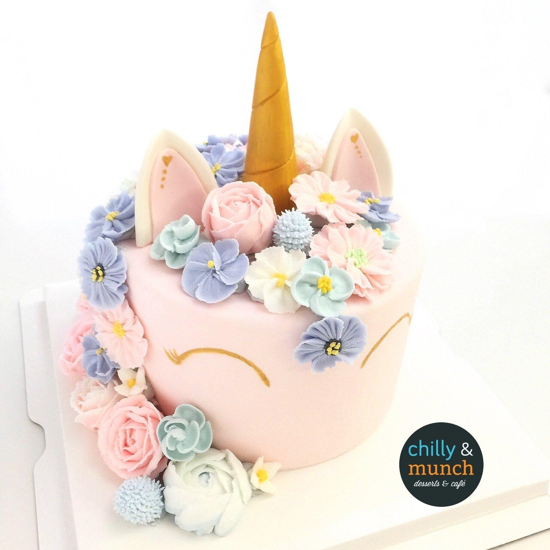 Unicorn Cake 6 inch