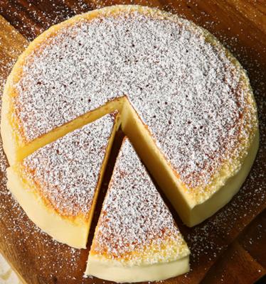 Japanese Cheese Cake 6 inch (日本芝士蛋糕)