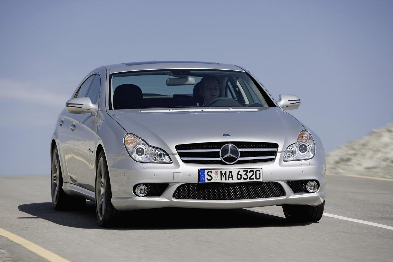 Mercedes W219 CLS350i ME9.7 1037375752