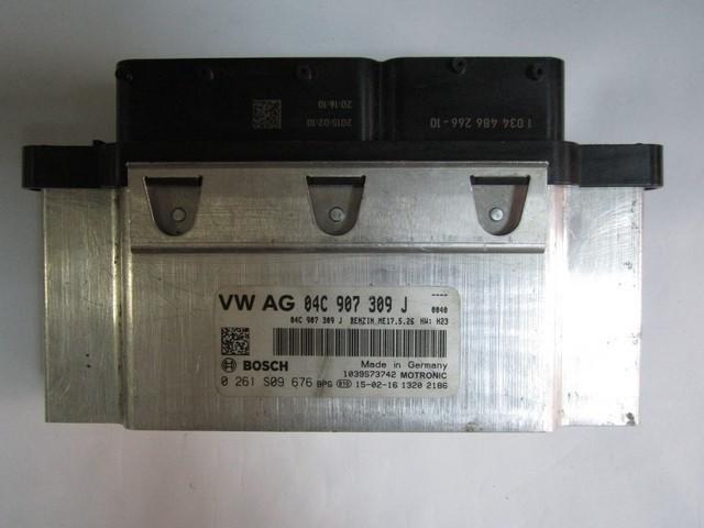 VAG 04E906057CK ME17.5.26 Immo Off