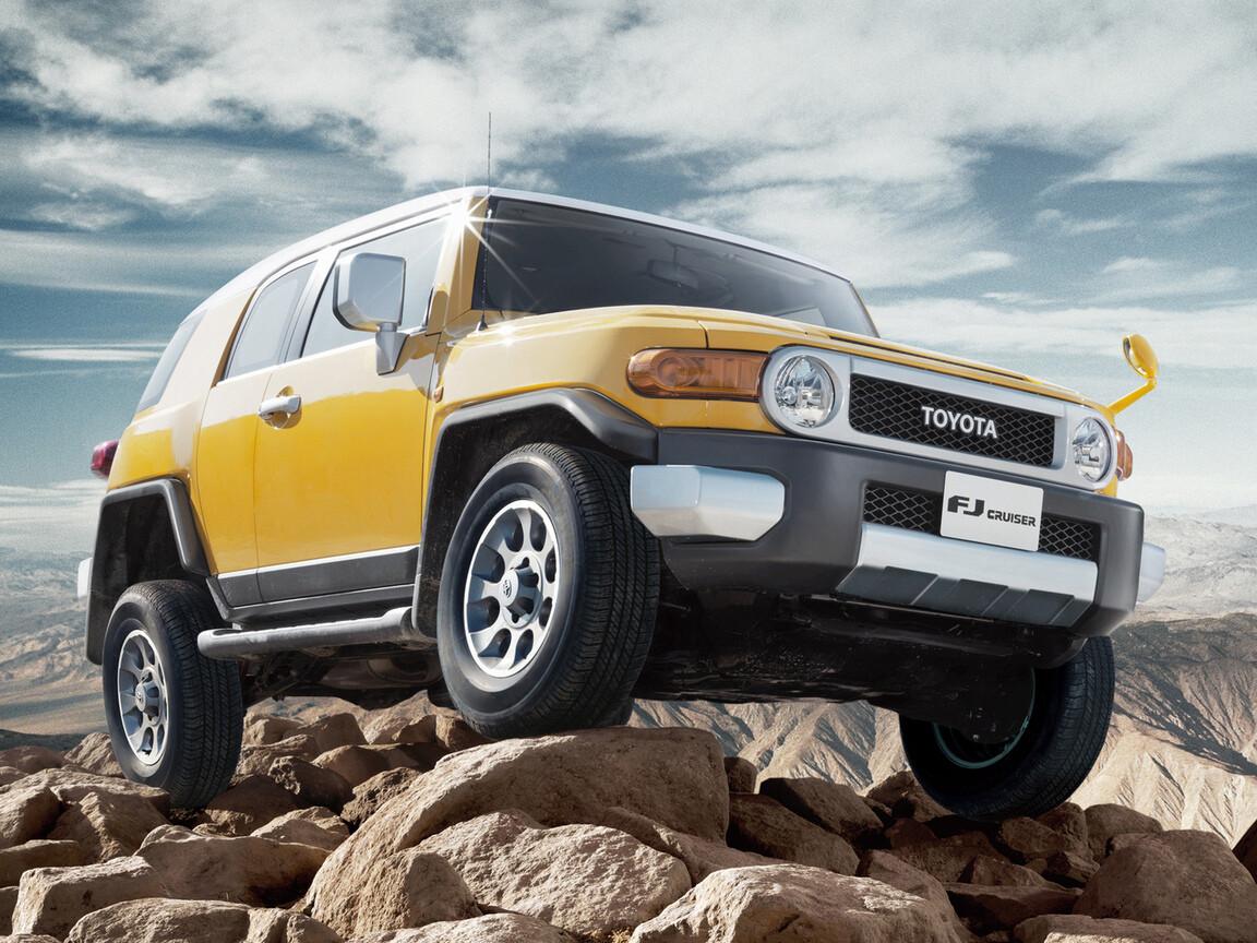 Toyota FJ Cruiser 4.0 1GR-FE 4.0i Denso 89663-35460