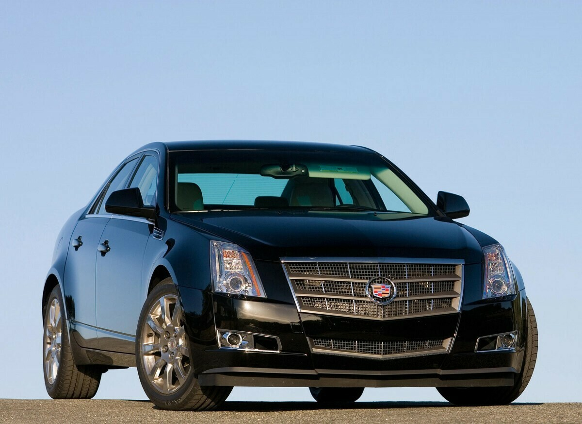 Cadillac CTS 3.6i ME9.6 0261S02773 1037505671 12646450 20RLE3H91F