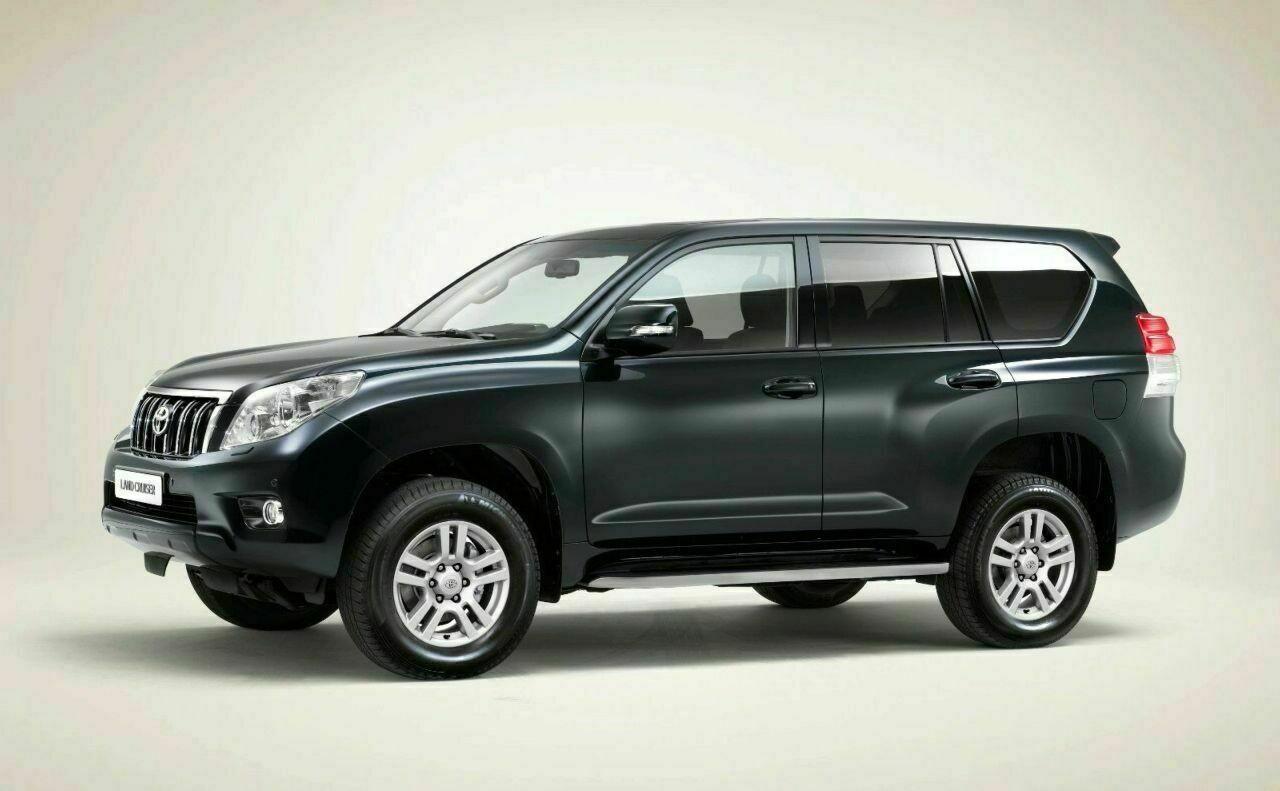 Toyota Land Cruiser Prado 150 3.0D Denso 89663-60G90
