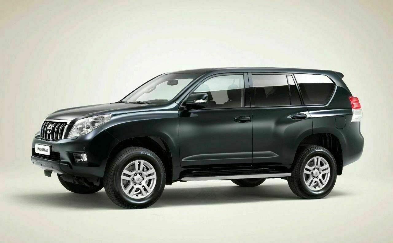 Toyota Land Cruiser Prado 150 V6 4.0i Denso 89663-60E63