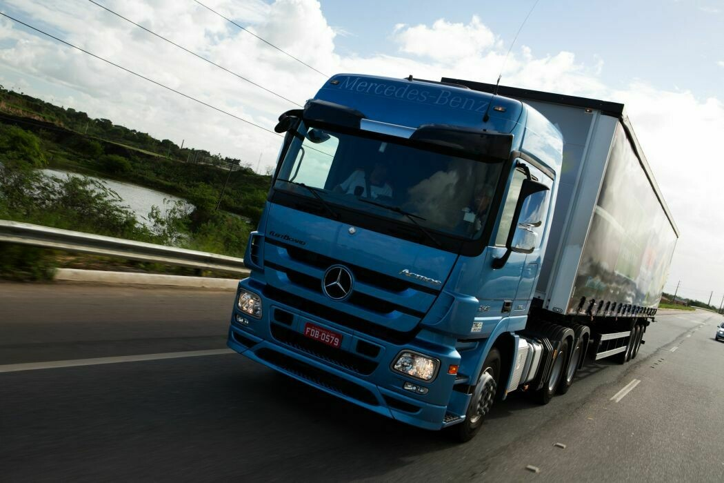 Mercedes Actros 12.0D Temic ZGS 001 033 447 43 40