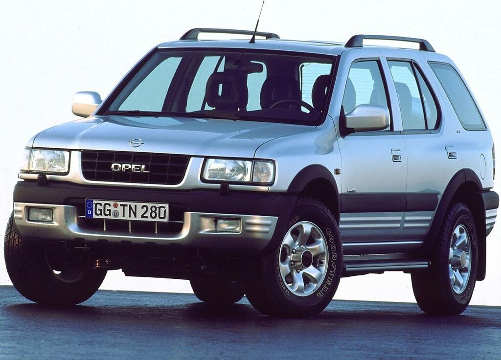 Opel Frontera 2.2DTI PSG16 PSG1624451347 1469946160C263_V83