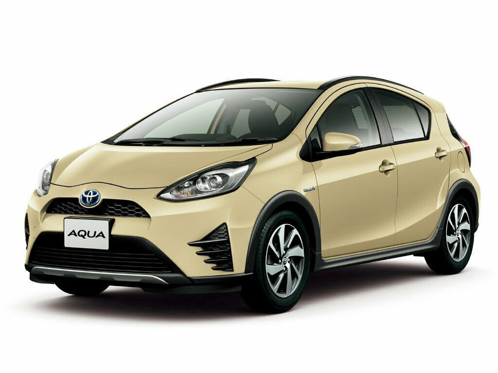 Toyota Aqua 1.5hyb 1NZ-FXE 89663-52N41