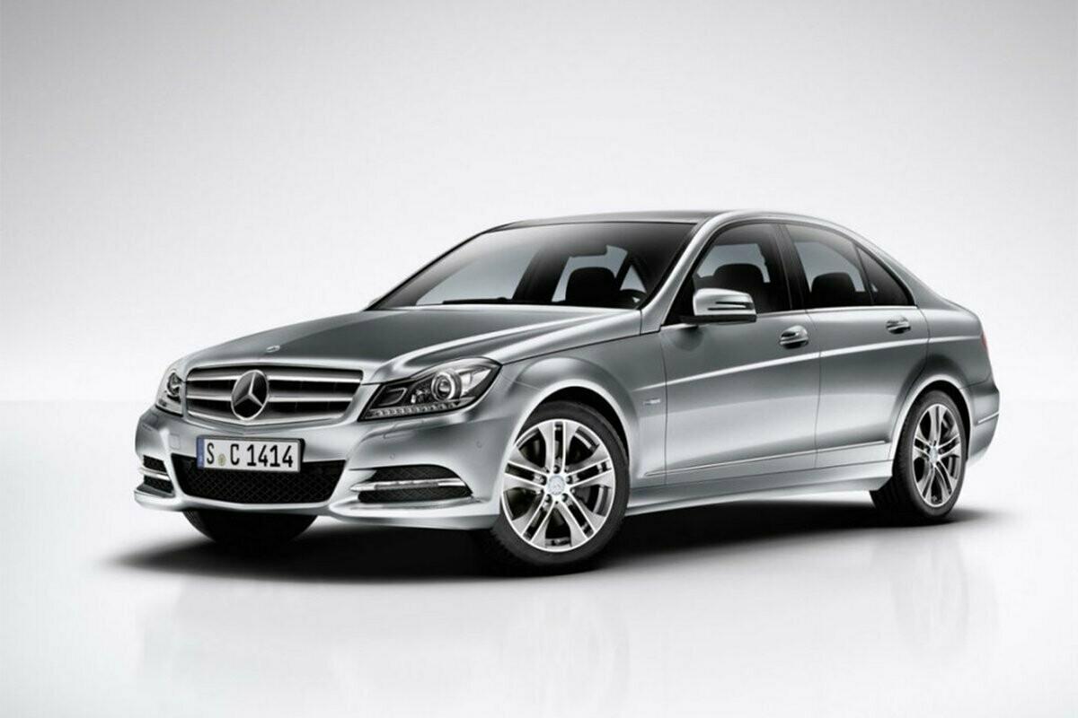 Mercedes W204 C180CGI SIM271DE 2719036203 M800007000000