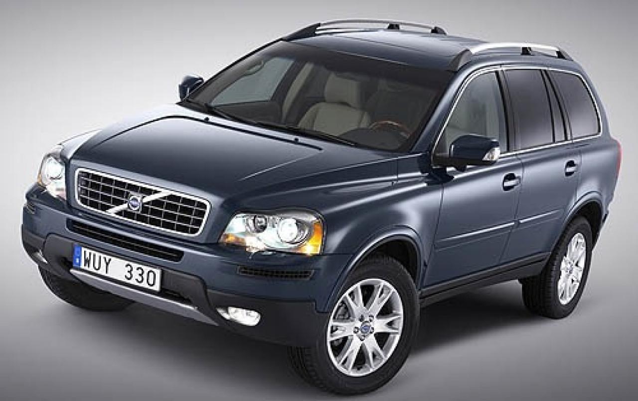 Volvo XC90 2.5T B5254T2 AT 0261204559 40LRHJ.a2l