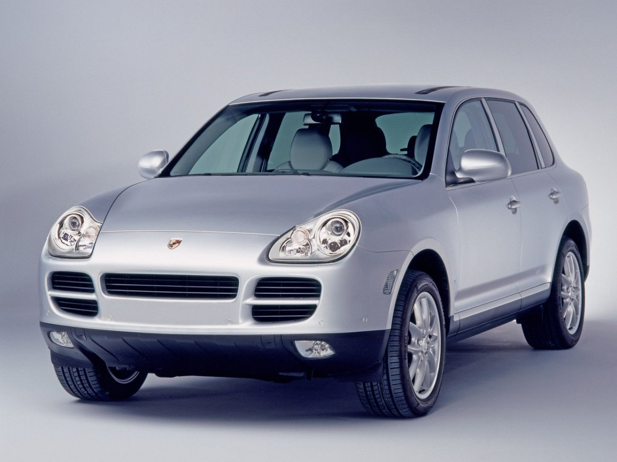 Porsche Cayenne 4.5i ME7.1.1 8SLVAKN000000134 1037371186