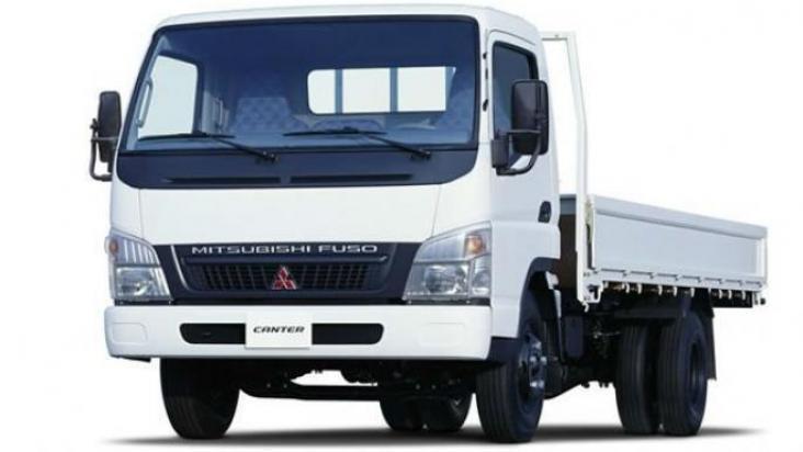 Mitsubishi Fuso Canter 5.0D 4M50T5 24V EDC16C31 1037509605