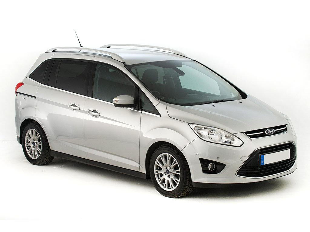 Ford C-Max 1.6TDCI EDC16C34 1037375554 1037383771 5M51-2A650-TD