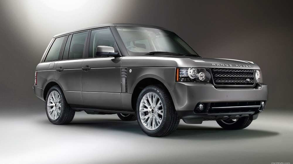 Land Rover Range Rover 3.6 TDV8 SID204 10207493AA AH4Q-12A650-SAD