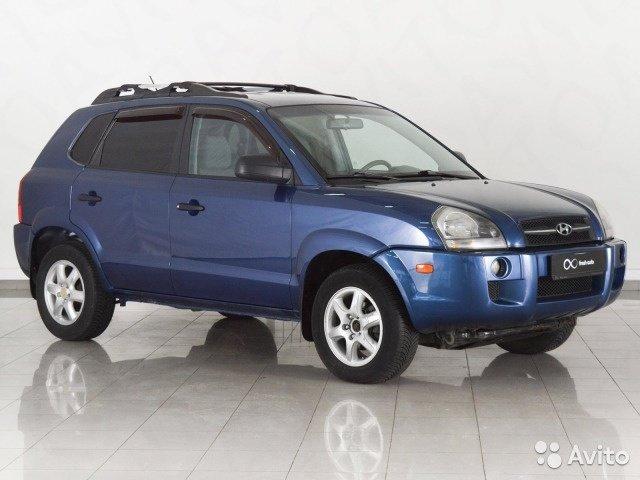 Hyundai Tucson 2.0CRDI EDC16C39 1037380453