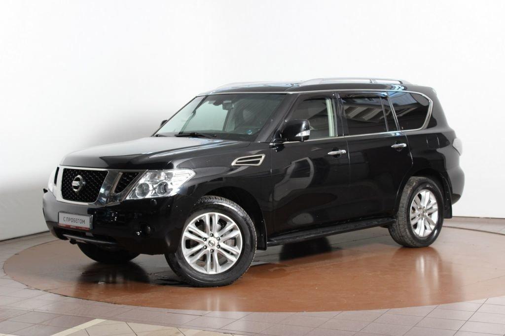 Nissan Patrol 5.6i Y62 Hitachi 0Z2D8KNZ1 11ZR7A