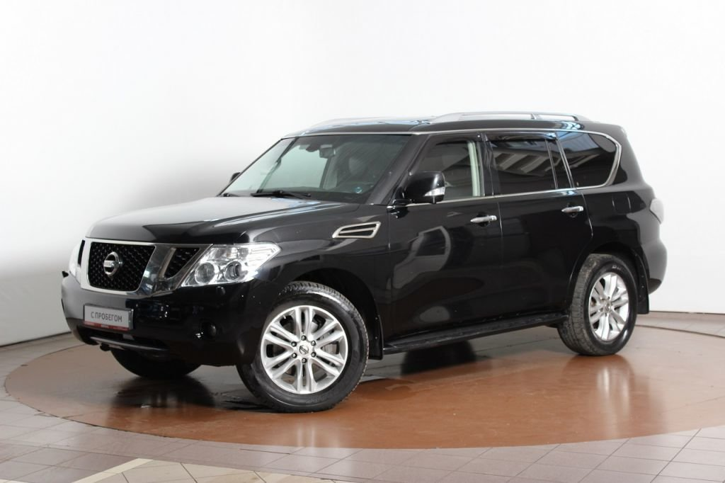 Nissan Patrol 5.6i Y62 Hitachi 0Z2DVHNU6 11LA9C