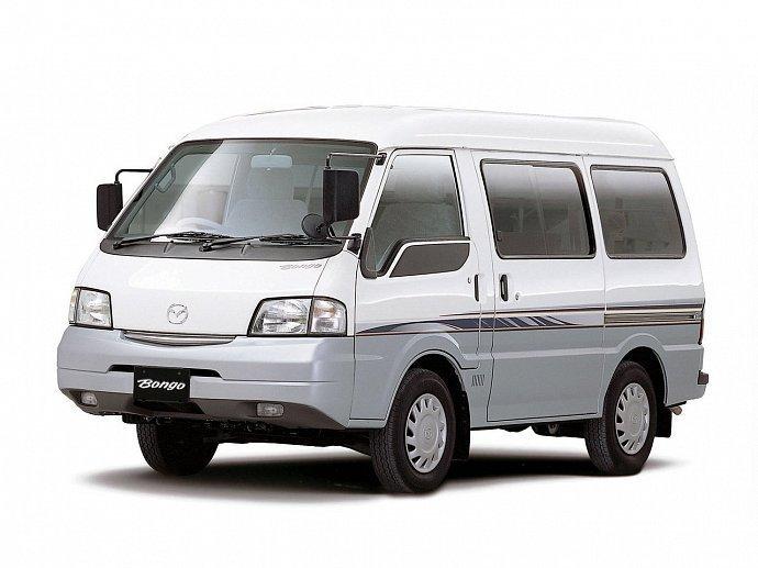 Mazda Bongo 2.2CRTD Denso GA07RF8PT27A RF8PEH000.HEX