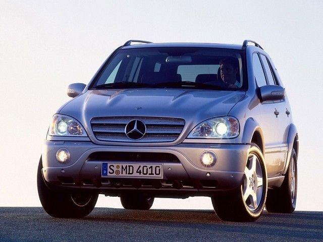 Mercedes ML350 W163 3.7i ME2.8 0261207847 1037351877