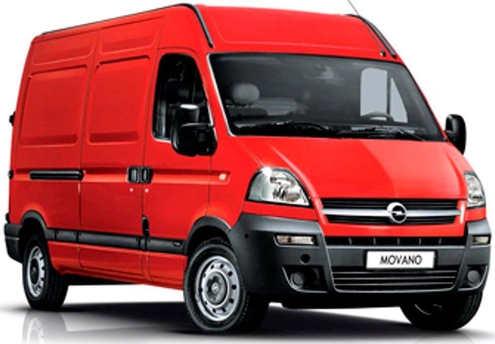 Opel Movano 2.3DCI EDC17C11 1037514303
