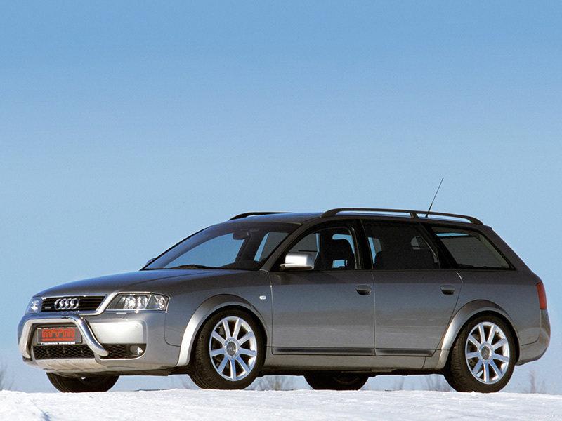 Audi A6 Allroad C5 2.7T ME7.1 0261207260 4Z7907551K_0001 1037360166