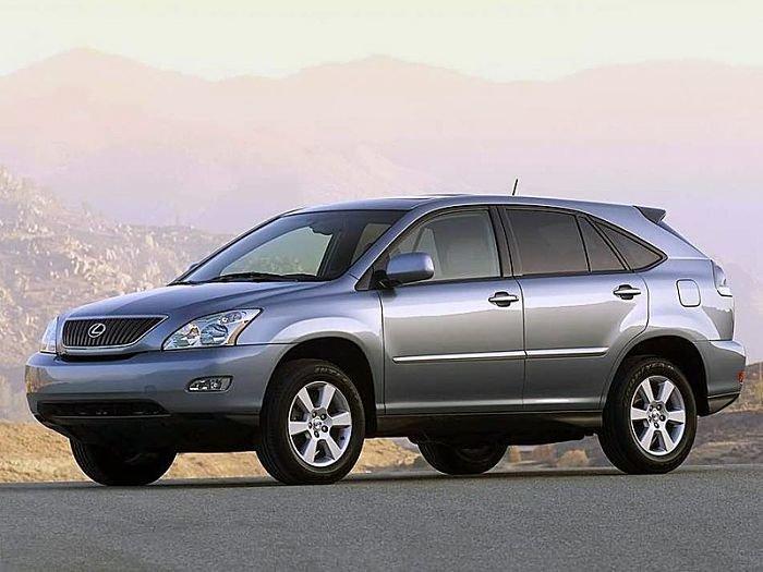 Lexus RX330 XU30 Denso 89663-48711