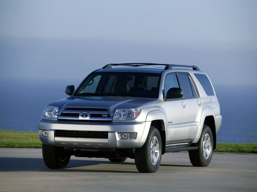 Toyota 4 Runner 4.7i 2UZ-FE Denso 89663-35273