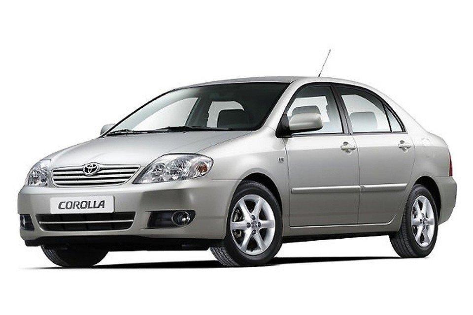Toyota Corolla (120) 1.8i 1ZZ-FE Denso 89663-02015