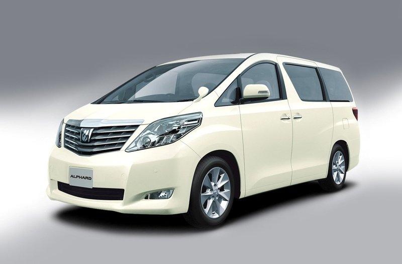 Toyota Alphard (H20) 3,5 V Denso 89663-58100