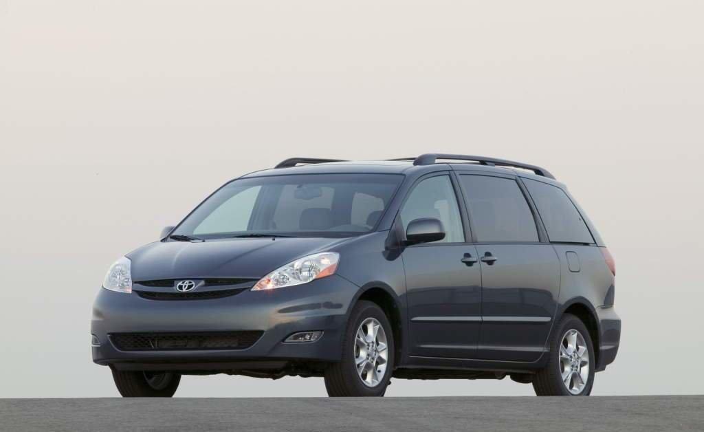 Toyota Sienna (XL20) 3.3 VVT-i Denso 89663-08012