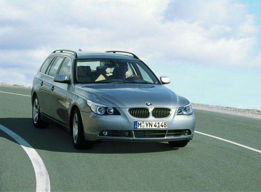 BMW 520D E61 2.0D EDC17CP02 08506199 0281015043 08506843 1037396562