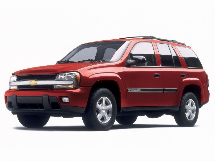 Chevrolet TrailBlazer 3.8i ACDelco_5 12622205_12619347_12615524_12610424_12622185