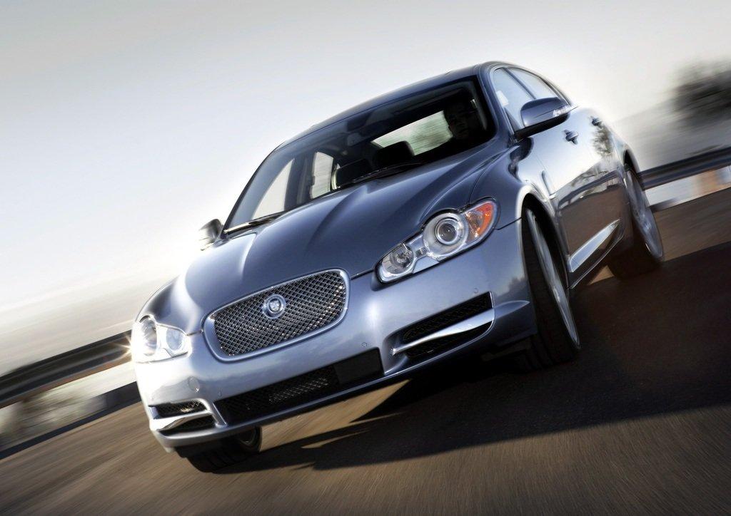 Jaguar XF 3.0i Denso MB279700-9510 9X23-14C568-DA 9X23-14C570-DBB