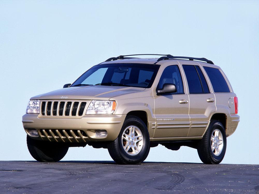 Jeep Grand Cherokee 2.7CRD EDC15C2 0281011409 1037367438