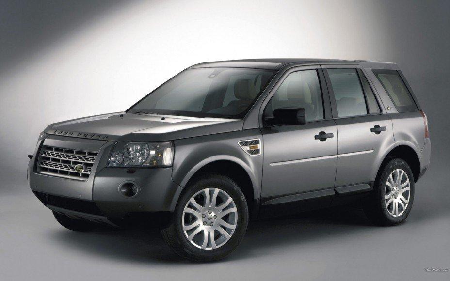 Land Rover Freelander II 2.2TD EDC17CP42 1037523343 DH52-12K532-VBE