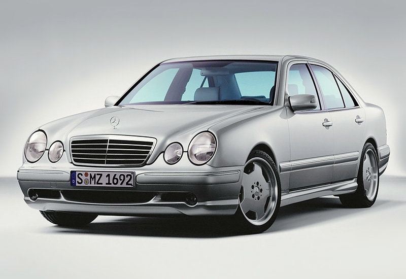 Mercedes W210 E270CDI EDC15C9 0281010043 1037351062