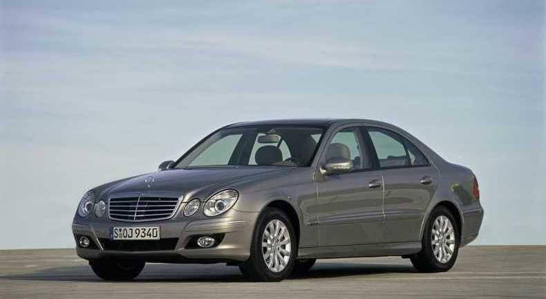 Mercedes W211 E320CDI EDC16C2 1037366540