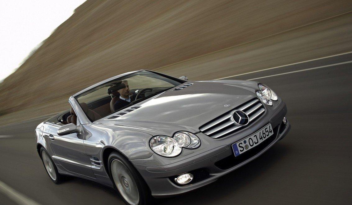 Mercedes SL350 R230 3.7i ME2.8 0261208425 1037365223